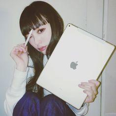 iPad Pro Emi Suzuki