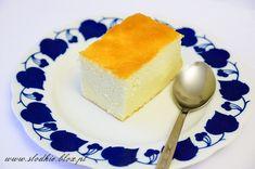 Bardzo puszysty sernik Polish Desserts, First Communion Cakes, Keto Recipes, Slow Cooker, Panna Cotta, Cheesecake, Food And Drink, Cookies, Baking