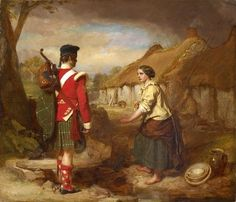 The Soldier's Return by John Faed - I wish art wasn't so expensive for the home!!!