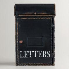 Letter Box Holder