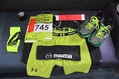 Race Ready for the Rock'n' Roll Arizona 1/2 Half Marathon tomorrow with Team Mazda. Oh, Yeah!!! #FitFathers