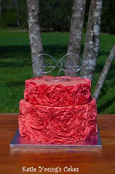 Katie Young Cakes. She does amazing cakes.