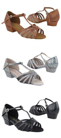84903f3f6ee939 Dance Shoes 175639: Women S West Coast Swing Salsa Ballroom Dance Shoes Low  Heel 1 Very Fine 16612Ft -> BUY IT NOW ONLY: $49.98 on #eBay #dance #shoes  ...
