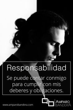 Responsabilidad y fiabilidad #Terapia #DecidoSerFeliz #Bienestar #SaludEmocional Black And White Portraits, Wise Quotes, New Words, Perception, Facebook Sign Up, Coaching, The Cure, Mindfulness, Motivation