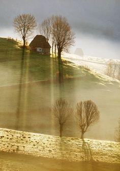 Apuseni Mountains, Romania  cool shot!