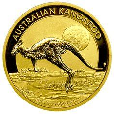 2015 Australian Kangaroo Gold Coins are here! This 2015 coin features a Kangaroo…