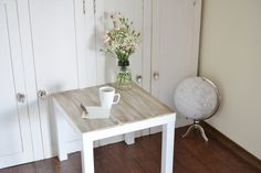 Whether it's adding gold studs or a simple stencil pattern on the top, see how you can transform your own IKEA Lack table into a personalized masterpiece!