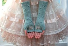 Catching Butterflies by Tiny Owl Knits - I am sooo making these!!!