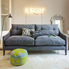Deep Dream Sofa Collection