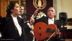 Estrella Morente cierra con elegancia el V Congreso Flamenco Universitario. Noticia y vídeos.