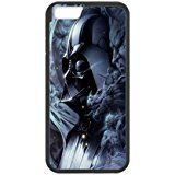 IPhone 6 Case, Darth Vader, Dark Lord of Sith. Wonderful Symbolic Artwork by Tsuneo Sanda Representing the Demons That Tormented Anakin. Funny Cute Case for IPhone 6 {Black}. Compatible with iPhone 6 for use with your existing device. TPU material offers durability and defense against damage. Unique design for a minimalist appearance. Fit construction maintains the sleek look of your iPhone 6. Access to ports and buttons lets you utilize your devices functions while it remains in the case.