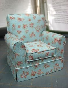 how to: make and upholster an armchair