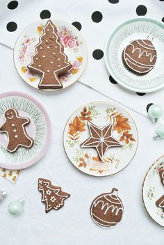 My Attic: Healthy & Homemade, Christmas Cookies, Gingerbread