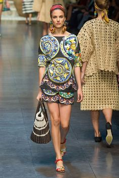 Todas las ideas para practicar el pícnic: Shorts de Dolce & Gabbana