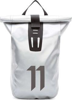 Love the 11 by Boris Bidjan Saberi Silver Velocity Backpack on Wantering.