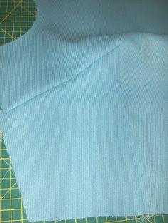 Sew perfect corners, tutorial.