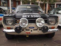 Ford Escort Rally 1972