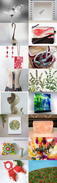 Inspired by Nature by Diana Moore on Etsy--Pinned with TreasuryPin.com