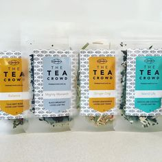 "66 To se mi líbí, 5 komentářů – The Tea Crowd (@theteacrowd) na Instagramu: ""✖️FREE SHIPPING✖️Want to try our tea and find your new fave? Our Four Tea Taster pack is the way to…"""