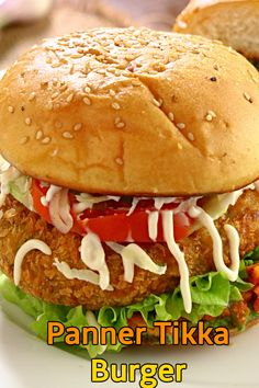 Pakora Recipes, Chaat Recipe, Spicy Recipes, Veg Food Recipes, Best Paneer Recipes, Indian Food Recipes, Cooking Recipes, Veg Burgers Recipe, Vegetarian Fast Food