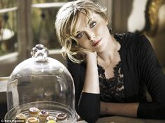 This is great! Sophie Dahl on eating and eating well, on loving your body and how starving is anything but sexy.