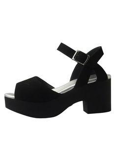 Shoebiz -  - Høj letvægts sandal 700