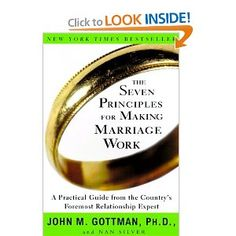 Greatest wedding gift ever; an easy read, respectful, do-able ways to improve communication.