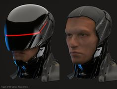 Awesome ROBOCOP 2014 Armor and Weapons Concept Art by Vitaly Bulgarov « Film Sketchr