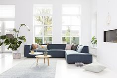 Sommer By SIDDE › Design bankstellen kopen › By SIDDE New Homes, Couch, Living Room, Interior Design, Furniture, Home Decor, Decoration, Bubble, Lifestyle