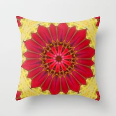 Throw Pillow $20.00 http://society6.com/product/pattern-design-dr7_pillow?curator=listenleemarie