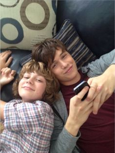 Gray and Zach