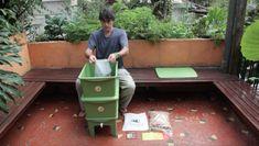 Como montar a composteira Humi