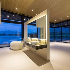 This Phuket Villa Is a Geometric Wonder of Wood, Glass, and Steel Normal House, Wood Glass, Property For Rent, Best Investments, Investment Property, Luxury Villa, Swimming Pools, Real Estate, Interior Design
