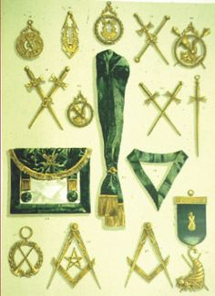 Scottish Grand Lodge Regalia Freemason