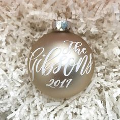 Family Christmas Ornament Personalized Ornament Personalized Family Christmas Ornament Christm Christmas Tree Ideas