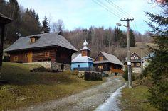 Ilustračný obrázok k článku FOTO: Život starej osade vdýchli nadšenci vidieka. Počuli ste už o Kysuci neďaleko Brezna?