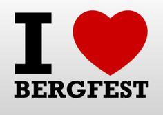 I love Bergfest