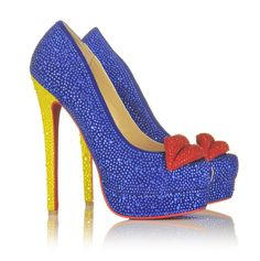 ☆☆ Cool carnival shoes. So nice and appealing ☆☆
