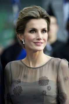 [Código: LETIZIA 0061] Su Alteza Real la Princesa de Asturias Letizia Ortiz