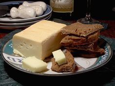 This week's Stinky Foods star is Limburger cheese. This food is infamous for its strong odor and pungent flavor. Click through the pages below to read five weird facts about Limburger cheese. ----- Limburger cheese's consistency changes with Appetizer Recipes, Dessert Recipes, Desserts, Tofu, Smelly Cheese, Panama Recipe, Denmark Food, Poland Food, Spain