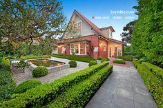 lovely orange bricks home