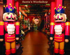 National Christmas Center: Santa's Workshop
