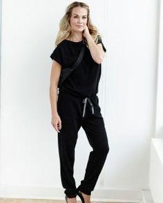 MEGA trendy og super easy buksedragt