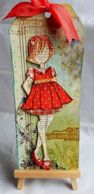 Prima doll tags