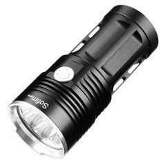 14*XML T6 Powerful LED Flashlight 18650 LED Torch light 18650 tactical flashlight Searchlight 5 modes linterna hunting camping(China (Mainland))