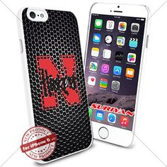New iPhone 6 Case Nebraska Cornhuskers Logo NCAA #1358 White Smartphone Case Cover Collector TPU Rubber [Black Net] SURIYAN http://www.amazon.com/dp/B0150477KG/ref=cm_sw_r_pi_dp_2uJxwb0BJX0K3