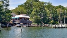 Cantler's Riverside Inn is a popular Maryland locale and it's not as easy to…