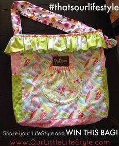 Share your LifeStyle to win!  www.OurLittleLifeStyle.com #thatsourlifestyle giveaway