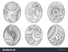 white, adult, black, book, toys, isolated, scribble, decoration, children, print, fun, coloring, mandala, sweet, dream, flower, magic, holiday, eggs, symbol, graphic, pen, drawing, henna, contour, shape, abstract, cute, and, pages, ink, doodle, scroll, easter, decorate, collection, indian, design, sketch, zentangle, home, set, art, background, drawn, pattern, hand, cartoon