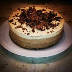 Triplacsokis csoki torta
